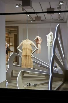 Repinned   Inspiration for Opening Event/ Shop Interior. Window Visual…