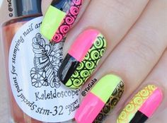 Neon colors are the best