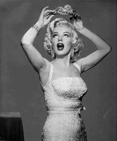 """Glamour is an attitude -  it's the expression of a certain kind of confidence"" - Ralph Lauren    Marilyn Monroe Archives"