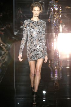 tom ford mirrored dress
