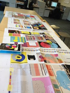 colorproofs for Super Graphic, new book by Tim Leon; a m a z i n g comic book 'data' book. great concept, beautiful graphic design, chronicle books, cool.  { neato }