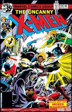 Uncanny X-Men (1963) #119