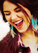 Wallpaper and background photos of Victoria Justice for fans of Victoria  Justice images.