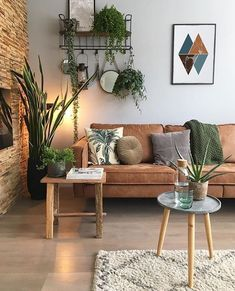 Cheap Home Decor Nice 35 Enjoying Living Room Decor Ideas That You Need To Have. Home Decor Nice 35 Enjoying Living Room Decor Ideas That You Need To Have. Boho Living Room, Home And Living, Living Room Decor, Modern Living, Earthy Living Room, Dining Room, Cozy Living, Living Room Warm Colors, Barn Living