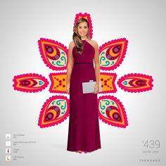Traje de moda hecho por Zamantha usando ropa de Saks Fifth Avenue OFF 5TH, Trudys, Call It Spring, Quiz Clothing. Estilo hecho en Trendage