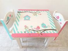 Creative Kids, Ideas Para, Baby Room, Basement, Decoupage, Toddler Bed, Chair, Furniture, Home Decor
