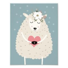 Shop Cute Boho Sheep Nursery Decor Artwork Poster created by ArtCult. Sheep Nursery, Nursery Wall Art, Nursery Decor, Nursery Ideas, Eid Stickers, Sheep Face, Sheep Illustration, Sheep Cartoon, Yellow Aesthetic Pastel