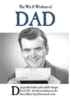The Wit and Wisdom of Dad Buch versandkostenfrei bei Weltbild. When Is Fathers Day, Emotional Rescue, Wit And Wisdom, Funny Captions, Monologues, Latest Books, Dad Jokes, Little Books, Einstein