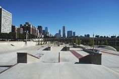 chicago skatepark - Google Search