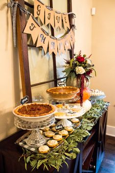 Thanksgiving Holiday Styling — This Old New House Outdoor Thanksgiving, Thanksgiving Table Settings, Thanksgiving Tablescapes, Thanksgiving Decorations, Thanksgiving Holiday, Table Decorations, Hosting Thanksgiving, Friends Thanksgiving, Dessert Table Decor