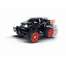 """Voiture radiocommandée Ford Raptor F-150 noir échelle 1/16ème avec batterie 7.4V technologie 2.4 Gh - Carrera - Toys""""R""""Us"""