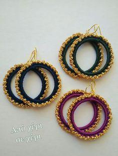 #από_χέρι_σε_χέρι #πλεκτό_κόσμημα #Κλεοπάτρα_Χρήστου #πλεκτο #κοσμημα #σκουλαρίκια #χειροποιητακοσμηματα #χειροποιητο #γυναικα #μοδα #δωρο #τεχνη #αξεσουαρ #crochetjewellery #woman #handmade #crochet #fashion #accessories #style #art #gift #girl #love #colorful #wearit #Greece #jewel #crochetearrings #lookoftheday Crochet Earrings, Jewelry, Stud Earrings, Needlepoint, Accessories, Jewlery, Jewerly, Schmuck, Jewels