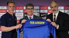 """Ter Stegen: """"Quiero demostrar que sirvo para el Barça"""""""