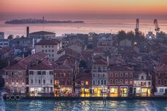 Venice from above #PatrickBorgenMD