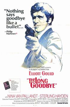 The Long Goodbye 11x17 Movie Poster (1973)
