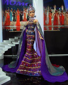 Miss East Timor 2013/14 by Ninimomo Dolls