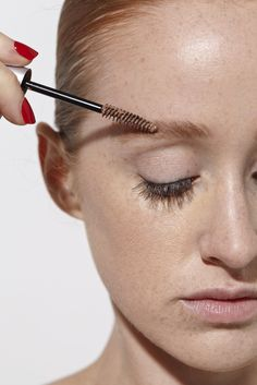 The Best Eyebrow Products for Redhead Brows
