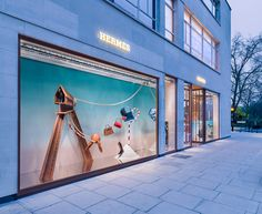 'We're here to celebrate a traumatic event,' said a deadpan Axel Dumas at the preview of Hermès' new London store earlier this week. 'For 30 years we've been on Sloane Square and we've moved 500ft, which for Hermès is a lot,' he added with a smile. Ind...