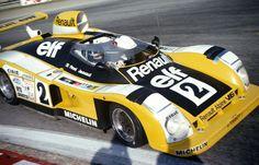 Renault A442B, 1978Le Mans 24 Hours