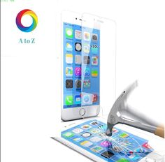 """Huge iPhone 6s/6 Screen Protector Promotion! 70% OFF !! Get one for only $2.88!!! 4 days only!! USE CODE """"TX79YGDM"""""""