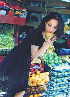 snidel s/s collection, kiko mizuhara for sweet magazine, may 2012