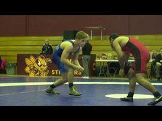 2016 Concordia FS68kg Devan Larkin (NCWC) vs Hesam Aliaghaeikan (CLIC)