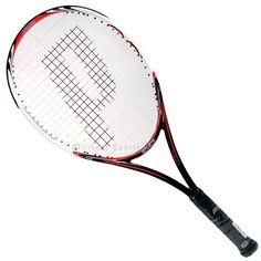 Prince EXO3 Hybrid Red Tennis Racket by directsportseshop #tennis