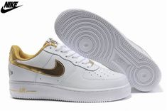the best attitude 05c61 306e5 Buy Nike Air Force 1 2011 Hollywood Blanco Oro (Nike Air Force Low New  Release from Reliable Nike Air Force 1 2011 Hollywood Blanco Oro (Nike Air  Force Low ...