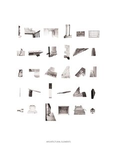 archisketchbook - architecture-sketchbook, a pool of architecture drawings, models and ideas - 26.10.14 /sketch / architectural elements ...