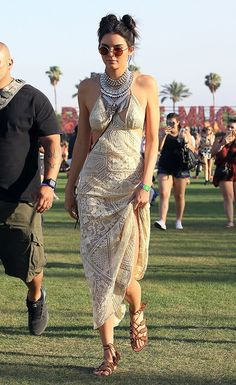 Check out our Darlings of Coachella 2016 to see some of our favorite looks of the festival. Kendall Jenner, Rocky Barnes, and Chiara Ferragni.