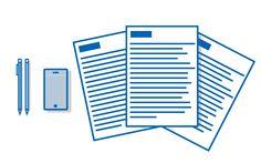 Dokumenter og papirer