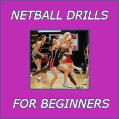 Top Netball Drills For Beginners!