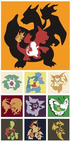 evolution of pokemon!