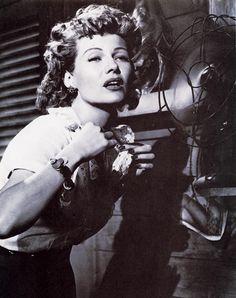 vintagesonia: Rita Hayworth in Miss Sadie Thompson (1953)