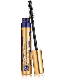 Le Sumptuous Extreme Mascara d'Estée Lauder utilisé lors du dernier défilé…