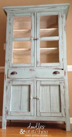 ¿Qué tal un mueble así para tu casa?