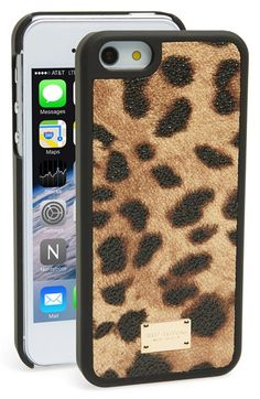 Dolce&Gabbana iPhone 5 & 5s Case available at #Nordstrom