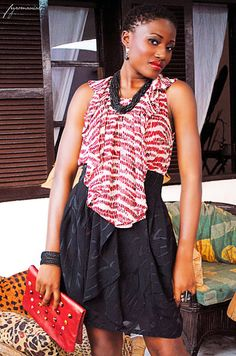 AFRICAN FASHION DESIGNER IN MONTREAL: MICHELE POUANI | CIAAFRIQUE ™ | AFRICAN FASHION-BEAUTY-STYLE