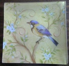bluebird on a flowering branch - Google Search