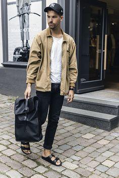 Dominik Mueller | Jacket