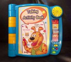 Talking-Activity-Electronic-Book-LEARNING-TOY-Letters-Alphabet-Picture-Time