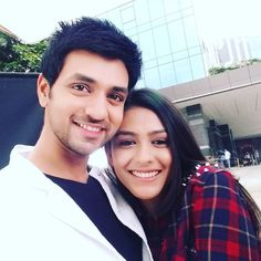 Shakti Arora, Radhika Madan, Tv Actors, Love Couple, King Queen, Bollywood, Hair Makeup, Handsome, Celebs