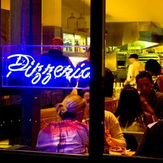 Best Pizza Places : Pizzeria Delfina in San Francisco | An offshoot of Delfina restaurant, from Craig and Anne Stoll, with Neapolitan-inspired pies like the signature margherita and variations with delicious toppings like house-made fennel sausage.