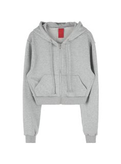 #mixxmix Mini Zip-Up Hoodie Throw on this cool mini hoodie #Ivory #gray #orange #skyblue Throw on this cool mini hoodie over your casual wear for additional spunk and cozy cover! Designed with drawstring, zip-up front, split kangaroo pockets and long sleeves with tapered cuffs plus hem. #mxm #girls #womens #girlfriend #twinlook #similarlook #koreanfashion #unique #trendy #stylish #streetfashion #hoodie #cropjacket #sweatjacket #zipup