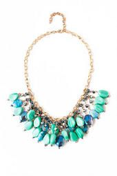 Nile River Beaded Necklace