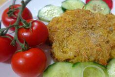Retete Culinare - Snitel de porc in crusta de cartofi