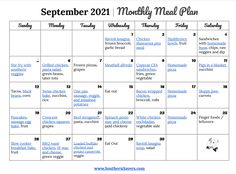 While I usually make these meal plans using the ideas I'm planning for the month, I try to add some variety and never plug in the same thing twice. But I have done something different! Here is a true-to-life meal plan of what I expect we will eat in September, including frozen pizzas for dinner […] Swiss Chicken, Ravioli Lasagna, Homemade Sloppy Joes, Mental Break, Baked Corn, Monthly Meal Planning, Frozen Broccoli, Frozen Pizza, Ways To Save Money