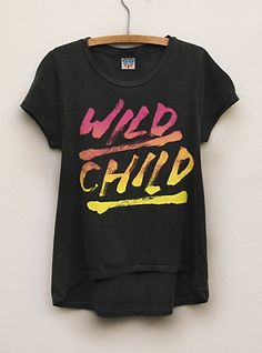 its like they made this shirt for my daughter!