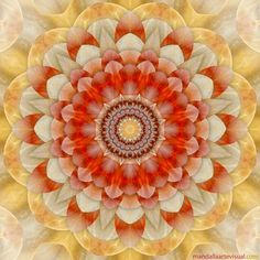"""Road to Happiness"" - mandala by Marcelo Dalla,"