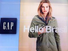 Gap - Shopping JK Iguatemi - São Paulo - Brasil #gap #brasil #store #loja #retail #varejo